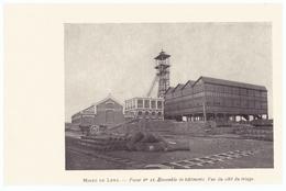 Vers 1935 - Iconographie - Lens_ (Pas-de-Calais) - Les Mines Bâtiments De La Fosse N°11 - FRANCO DE PORT - Vieux Papiers