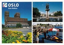 1 AK Norwegen * Ansichten Der Hauptstadt Oslo * - Norwegen