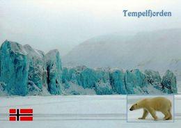1 AK Svalbard / Spitzbergen * Der Tempelfjord Auf Spitzbergen – Die Inselgruppe Gehört Zu Norwegen * - Norwegen