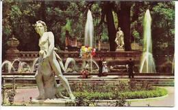 Mexico -Fuente Monumental Bosque De Chapultepec.  Sent To Denmark.  S-4746 - Mexico