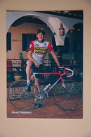CYCLISME: HENRI MANDERS - Ciclismo