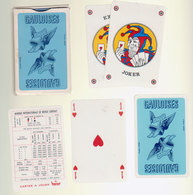 Jeu De Cartes Gauloises  (cigarettes) - Publicité