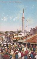 Bosnie - Sarajevo - Obst- Und Getreidemarkt - Timbre N° 34 - 1912 - Bosnie-Herzegovine