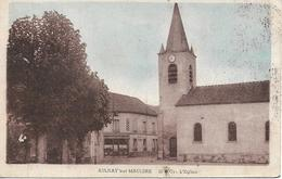 AULNAY SUR MAULDRE L' Eglise - Frankreich