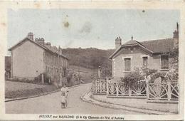 AULNAY SUR MAULDRE Chemin Du Val D' Aulnay - Frankreich
