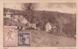 Zagreb - Lječilište Na Sljemenu - Timbre N° 63+70 - 1920? - Yougoslavie