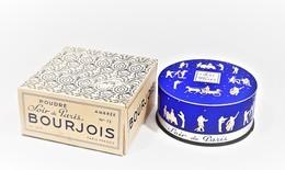 Boite à Poudre  SOIR DE PARIS  De BOURJOIS  AMBRÉE   PLEINE NEUVE + BOITE - Beauty Products