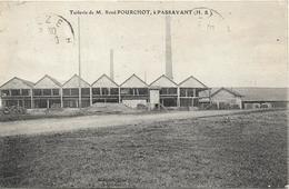 PASSAVANT Tuilerie De M. Pourchot - Autres Communes