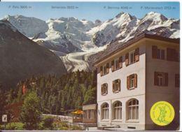 Pontresina, Hotel Morteratsch - GR Grisons