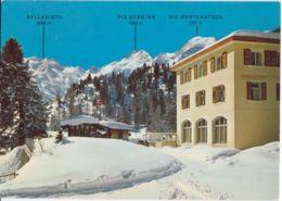 Morteratsch Bei Pontresina, Hotel Morteratsch - GR Grisons