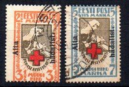 Serie Nº 67/8 Dentado 14 Estonia - Estonia
