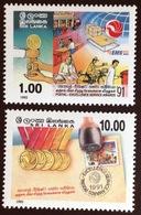 Sri Lanka 1992 Postal Services MNH - Sri Lanka (Ceylan) (1948-...)