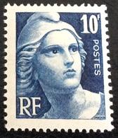 N° 726  NEUF ** SANS CHARNIÈRE ( LOT:418 ) - 1945-54 Marianne Of Gandon