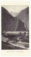 Vers 1935 - Iconographie - Valloire (Savoie) - La Centrale électrique De Calypso - FRANCO DE PORT - Vieux Papiers
