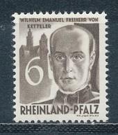 Französische Zone Rheinland-Pfalz 35 ** Mi. 35,- - Zone Française