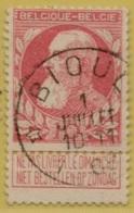 +MW-3779     *  BIOUL  *   OCB 74   Sterstempel     COBA   +8 - 1905 Grosse Barbe