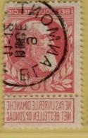 +MW-3782     *  BLAMMONT *   OCB 74   Sterstempel Met Gebreken     COBA   +30 - 1905 Grove Baard