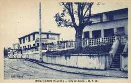 MONTGERON  Cité De Senlis H.B. M. RV Edit Henry RV - Montgeron