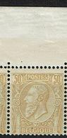 50 Bdf  **   45 - 1884-1891 Léopold II