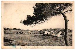 44 - Loire Atlantique / SAINT MARC -sur- MER -- Campeurs. - Sonstige Gemeinden