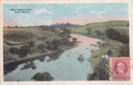 CUBA - Rio Zaza / Zaza River - 1922 - Attention état - Cuba