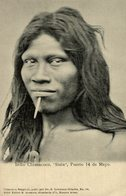 INDIO CHAMACOCO IOATA. PUERTO 14 DE MAYO. -  Fonds Victor FORBIN 1864-1947 / PLAIN BACK - Paraguay