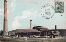 CUBA - Cienfuegos - Central Constancia - 1913 - Attention Etat - Cuba