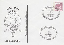 PU 115/133  1956-1981 25 Jahre LLFm Lehr Btl 9 - Reservistenkameradschaft Söcking, Pöcking,Kr. Starnberg - [7] West-Duitsland