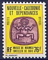 Nelle Calédonie, Service N° 41** Y Et T - Dienstpost