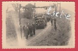 Grandrieu -Fête De La Libération ...1946 - Carte Photo 4 ( Voir Verso ) - Sivry-Rance