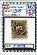 EUROPE-#AUSTRIAN-HUNGARY EMPIRE#CLASSIC#1867>#(AUH-260C-2 (23) - Ungarn