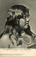 INDIO // INDIAN CHAMACOCO. TUGULE. PUERTO 14 DE MAYO. -  Fonds Victor FORBIN 1864-1947 / PLAIN BACK - Paraguay