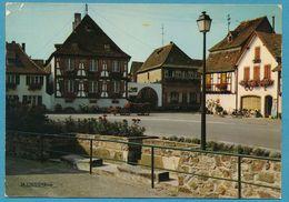 SCHERWILLER - Place Maréchal Foch - Autres Communes