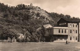 SOLBAD SULZA/THUR-KURMOTEL-VIAGGIATA 1957 - Bad Sulza