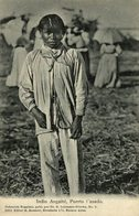 INDIO // INDIAN ANGAITE. PUERTO CASADO. -  Fonds Victor FORBIN 1864-1947 / PLAIN BACK - Paraguay