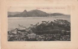 ***  Rio De Janeiro. Gloria, Lage E Santa Cruz. BRAZIL -  Timbre Décollé - - Rio De Janeiro