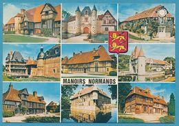 Manoirs Normands - Multivues - Bâtiments & Architecture