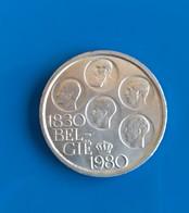 500 Francs 1930-1980 Baudouin (Flamande) - 1951-1993: Baudouin I
