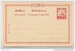 TOGO  P 10  Postkarte  ** 1900  Kat. 6,50 € - Colonie: Togo