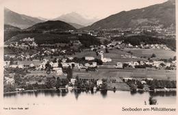 SEEBODEN AM MILLSTATTERSEE-REAL PHOTO-1962 - Millstatt