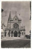 78 - CHATOU - L'Eglise - (Traction Avant Citroen) - AC 3 - 1950 - Chatou