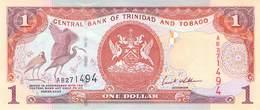 One Dollar Trinidad And Tobago 2002 UNC - Trinidad & Tobago