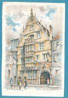 COLMAR - La Maison Des Têtes - Ed. Barday Barré Dayez N° 2114 F - Colmar