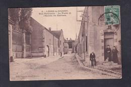 Vente Immediate Ludes Le Coquet (51) Rue Nationale - La Poste Et Entree Du Chateau ( Animée Ed. Auterbe Prud'Homme ) - France