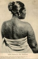 INDIO // INDIAN CHAMACOCO RIO NABILEQUE. -  Fonds Victor FORBIN 1864-1947 / PLAIN BACK - Paraguay