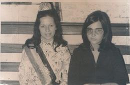 LOCHRISTI  = FOTO 1973  +- 13 X 8 CM  =   BEGONIAPRINSES - Lochristi