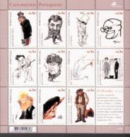 2953 - 2963 Karikaturisten Neuf MNH ** Postfrisch - Hojas Bloque
