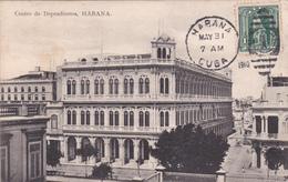 CUBA - Habana - Centro Dependientes - 1910 - Cuba