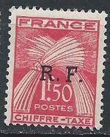 France Libération Bordeaux Mayer 15 Type 2 XX / MNH - Libération