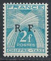 France Libération Bordeaux Mayer 16 Type 2 XX / MNH - Libération
